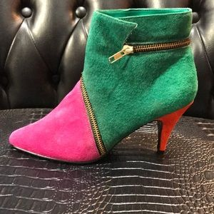 Super FuNn ankle boots